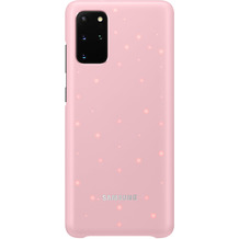 Samsung LED Cover Galaxy S20+_SM-G985, pink