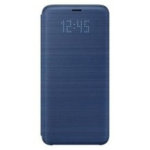 Samsung LED View Cover G960F für Galaxy S9, blue