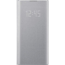 Samsung LED View Cover Galaxy Note 10 silber