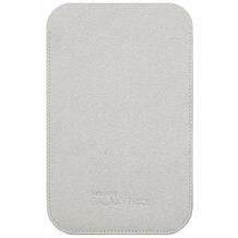 Samsung Ledertasche EFC-1E1L für Galaxy Note, weiß