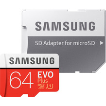 Samsung Micro SD Karte EVO Plus (2020) 64GB