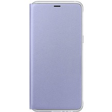 Samsung Neon Flip Cover, Galaxy A8, Orchid Gray