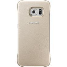 Samsung Protective Cover für Galaxy S6 Edge, Gold