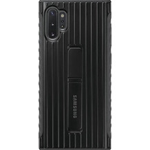 Samsung Protective Standing Cover Galaxy Note 10+ schwarz