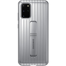 Samsung Protective Standing Cover Galaxy S20+_SM-G985, silver