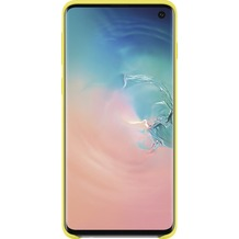 Samsung Silicone Cover Galaxy S10, yellow
