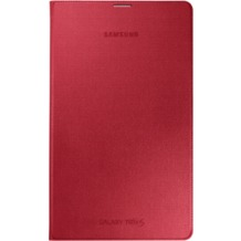 Samsung Simple Cover EF-DT700 für Galaxy Tab S 8.4, red