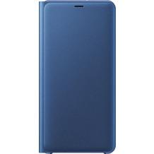 Samsung Wallet Cover Galaxy A7 (2018) blue
