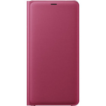 Samsung Wallet Cover Galaxy A9 (2018) pink