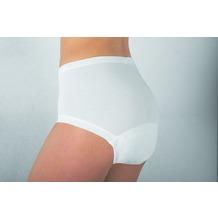 Sangora Damen-Inkontinenztaillenslip weiß S