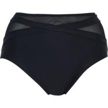 Sapph Perhentian island Hohe Bikini Slip Black L