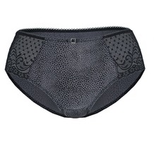 Sassa Fashion Panty graphite/black 36
