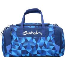 satch Duffle Bag Sporttasche 44 cm blau blue crush