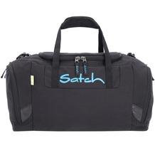 satch Duffle Bag Sporttasche 44 cm schwarz black bounce