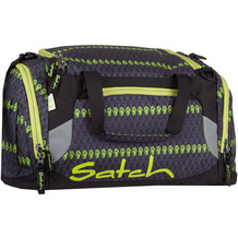 satch feat. myboshi Special Edition Sporttasche 50 cm Grey Boshi