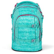 satch pack meshy edition 2.0 Schulrucksack 45 cm aloha mint mint, weiß
