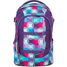 a0e1679838bb2 satch Schulrucksack Pack Hurly Pearly 9C0 bunte punkte