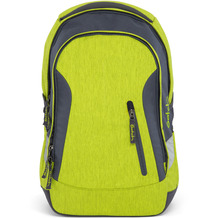 satch Sleek Schulrucksack 45 cm Ginger Lime