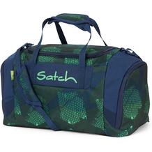 satch Sporttasche 50 cm infra green blau, grün, neon