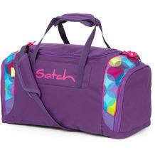 satch Sporttasche 50 cm sunny beats lila, gelb, türkis
