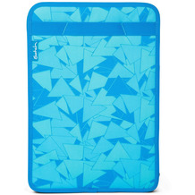 satch pack Heftbox II TripleFlex A4 24 cm heftebox triple flex blau blau