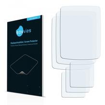 Savvies 6x SU75 UltraClear Displayschutzfolie für Samsung SGH-E770