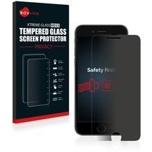 Savvies HD33 Privacy Glas-Displayschutz für Apple iPhone 6