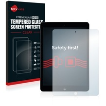 Savvies Xtreme Glass HD33 Clear Panzerglasfolie für Apple iPad Air 2
