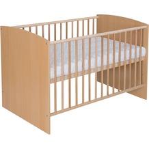 Schardt Classic Buche Bett 60x120 cm, Buche / natur