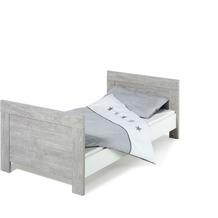 Schardt Nordic Driftwood Kombi-Kinderbett 70x140 cm, Driftwood / weiß