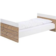 Schardt Timber Kombi-Kinderbett 70x140 cm, Bramberg Fichte