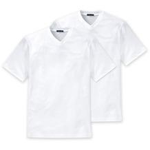 Schiesser 2er Pack T-shirt weiß 008151-100 3XL