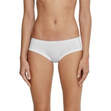 Schiesser Bikini Hipster weiss 34