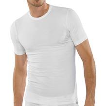 Schiesser Crew-Neck Cotton 95/5 weiß 4