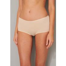 Schiesser Damen 3PACK Shorts sand 174392-410 36