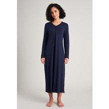 Schiesser Damen Nachthemd 125cm dunkelblau 175570-803 36