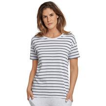 Schiesser Damen Shirt 1/2 Arm grau-mel. 165666-202 34