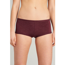 Schiesser Damen Shorts burgund 147198-516 3XL