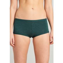 Schiesser Damen Shorts dunkelgrün 147198-702 3XL
