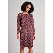 Schiesser Damen Sleepshirt 100cm burgund 175566-516 36