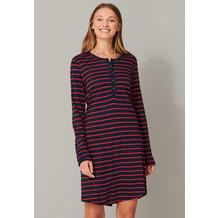 Schiesser Damen Sleepshirt 1/1 Arm, 95cm multicolor 2 161068-913 36