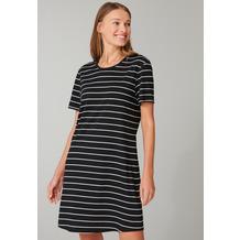 Schiesser Damen Sleepshirt 1/2 Arm, 90cm schwarz 161066-000 36