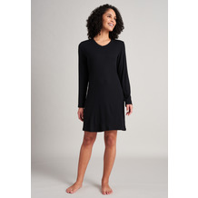 Schiesser Damen Sleepshirt 90cm schwarz 175540-000 36
