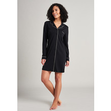Schiesser Damen Sleepshirt 90cm schwarz 175546-000 36