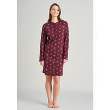 Schiesser Damen Sleepshirt 95cm burgund 175558-516 36