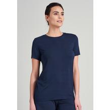 Schiesser Damen T-Shirt blau 175475-800 34