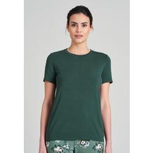 Schiesser Damen T-Shirt dunkelgrün 175475-702 34
