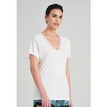 Schiesser Damen T-Shirt vanille 175048-607 34