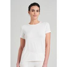 Schiesser Damen T-Shirt vanille 175475-607 34