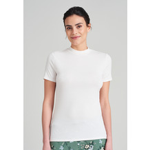 Schiesser Damen T-Shirt vanille 175521-607 36